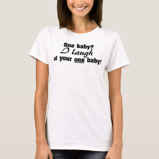 Parent of twins funny T-Shirt