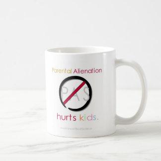 Parental Alienation Basic White Mug
