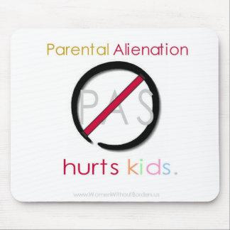 Parental Alienation Mouse Pad