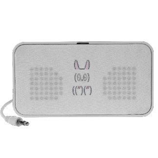 Parentheses Bunny Speaker