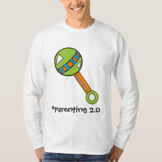 parenting 2.0 tee shirts
