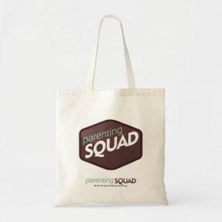 Parenting Squad tote Canvas Bags