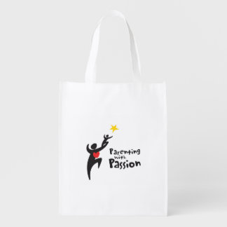 Parenting with Passion Re-Usable Bag