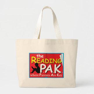 Parents and Teachers Reading Bag
