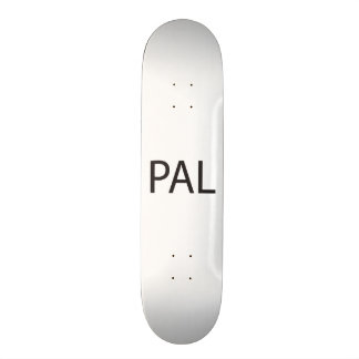 Parents Are Listening -or- Peace And Love.ai Skate Decks