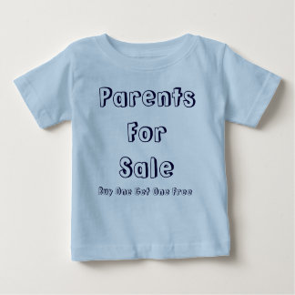 Parents For Sale, Buy One Get One Free Tees
