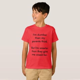 Parents Suck T-Shirt