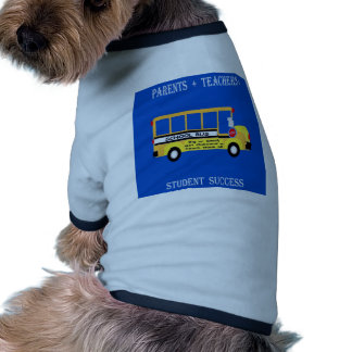 Parents + Teachers = Student Success Dog Tee