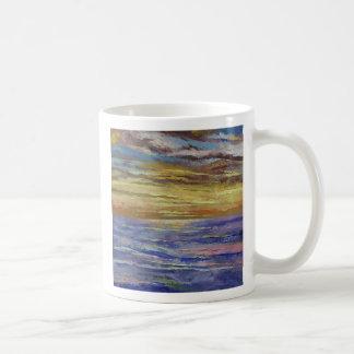 Parfait Sunset Basic White Mug