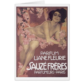 Parfum Lian Fleurie Card