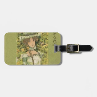 Parfums by Raphael Kirchner Luggage Tags