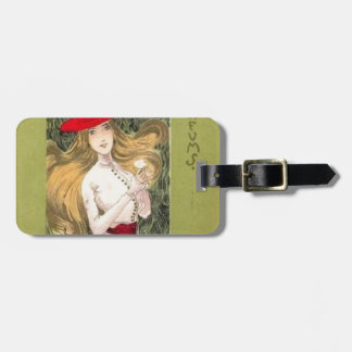 Parfums by Raphael Kirchner Tag For Luggage