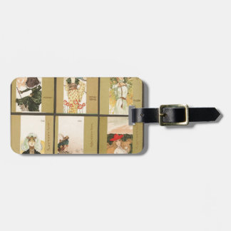 Parfums by Raphael Kirchner Tags For Bags