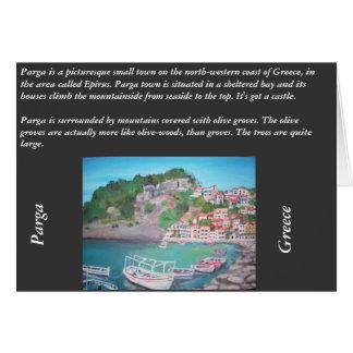 Parga - Greece Card