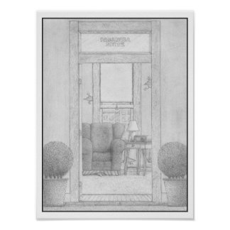 """""""Parinoia Suite"""" Poster"""