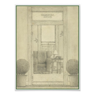"""Parinoia Suite"" Posters"