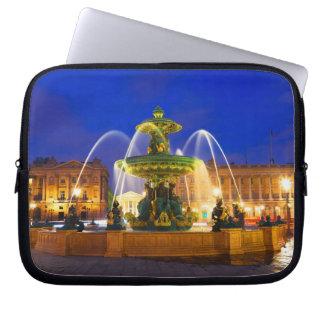 Paris 016A Laptop Sleeve