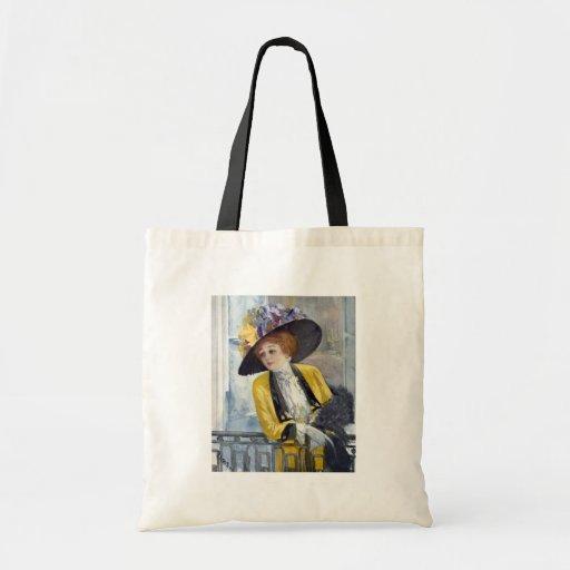 Paris 1909 canvas bags