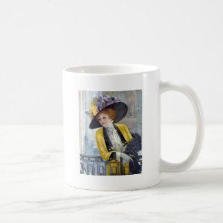 Paris 1909 basic white mug
