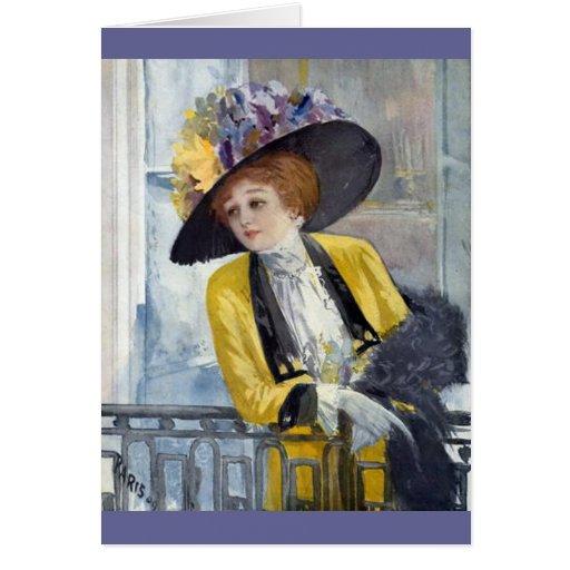 Paris 1909 card