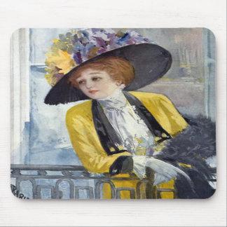 Paris 1909 mousepads