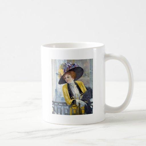 Paris 1909 coffee mug