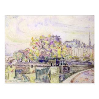 Paris, 1923 postcard