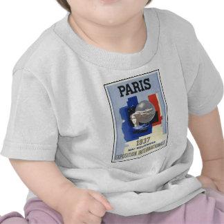 Paris 1937 t-shirt