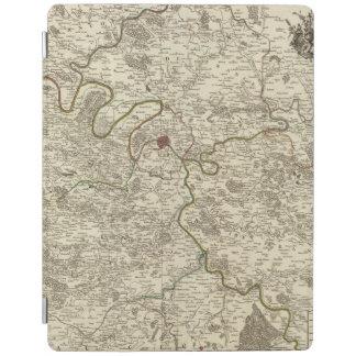 Paris 3 iPad cover