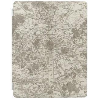 Paris 5 iPad cover