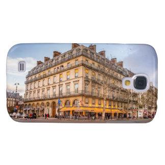 Paris - A bar on the corner of the street Galaxy S4 Case