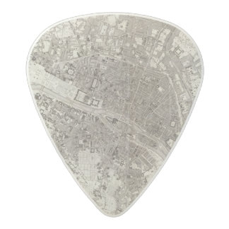 Paris Acetal Guitar Pick
