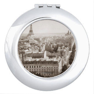 Paris: Aerial View, 1900 Mirrors For Makeup