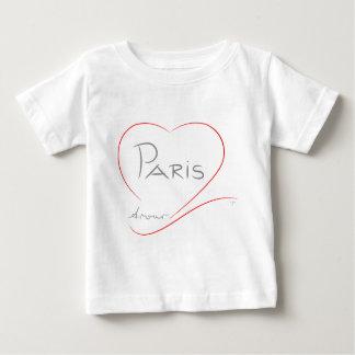 PARIS Amour (heart) T-shirt