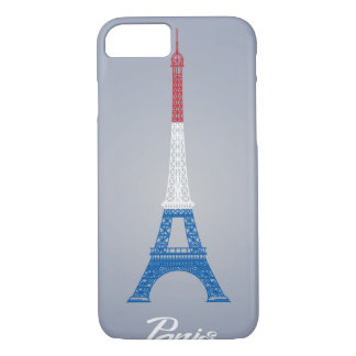 Paris Apple iPhone 7, Barely There Phone Case