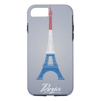 Paris Apple iPhone 7, Tough Phone Case