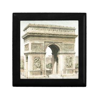 Paris, Arc de Triomphe Gift Box