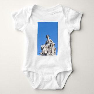 Paris architecture baby bodysuit