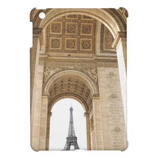 Paris architecture iPad mini case