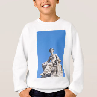 Paris architecture sweatshirt