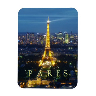 Paris at Night - Eiffel Tower magnet