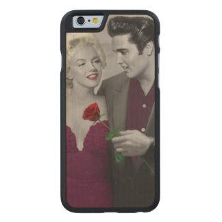 Paris B&W Carved Maple iPhone 6 Case