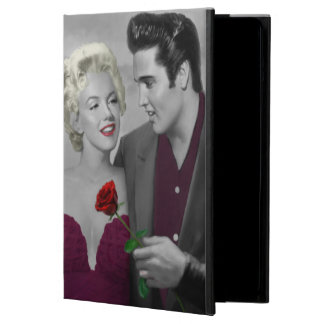 Paris B&W Cover For iPad Air