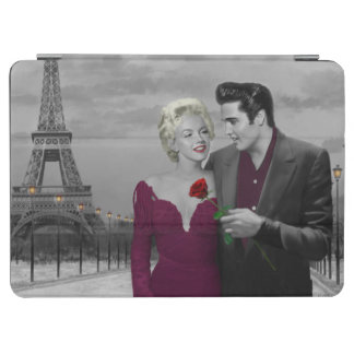 Paris B&W iPad Air Cover