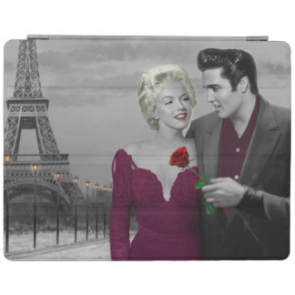 Paris B&W iPad Cover