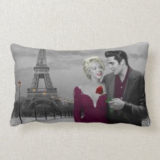 Paris B&W Lumbar Cushion