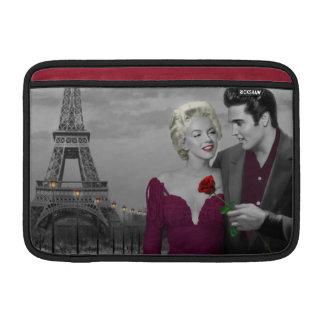 Paris B&W Sleeve For MacBook Air