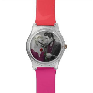 Paris B&W Watch