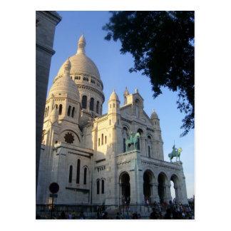 Paris - Basilique du Sacr�-Coeur - Carte Postale
