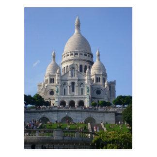 Paris - Basilique du Sacr�-Coeur - Cartes Postales